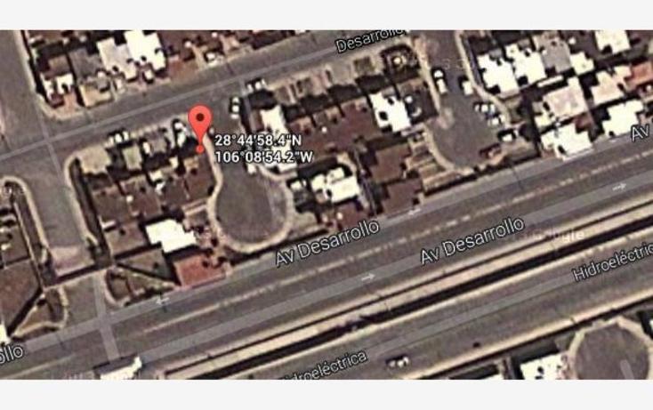Foto de casa en venta en avenida desarrollo 201, campestre las carolinas, chihuahua, chihuahua, 1978432 No. 01