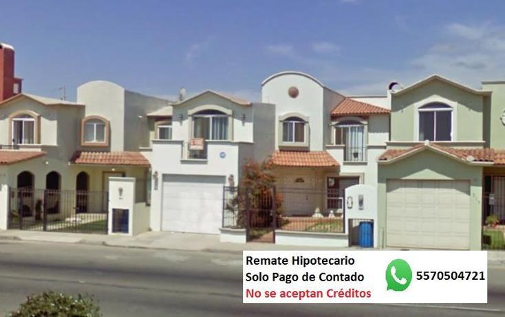 Foto de casa en venta en avenida doctor pedro. loyola 1, lomas del mar, ensenada, baja california, 2661193 No. 01