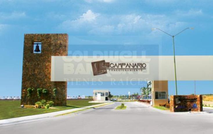 Foto de terreno comercial en renta en avenida don rene salinas , el campanario, reynosa, tamaulipas, 1837046 No. 01