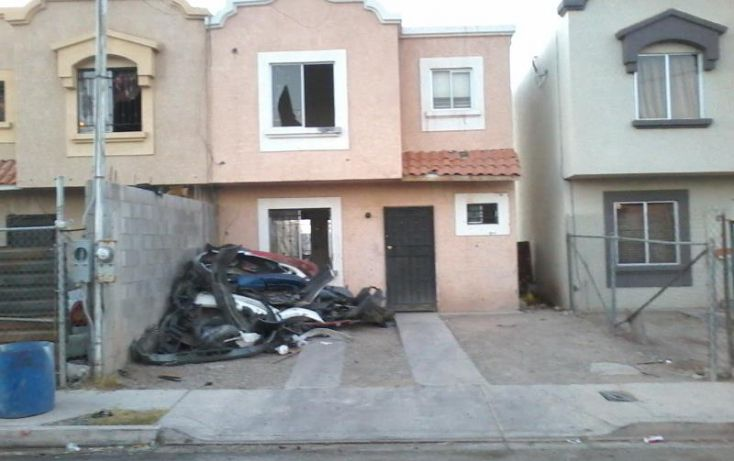 Foto de casa en venta en avenida durcal 511, villa las lomas, mexicali, baja california norte, 1530320 no 02
