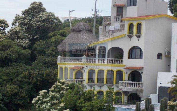 Foto de departamento en renta en avenida el faro 87, península de santiago, manzanillo, colima, 1653225 no 01
