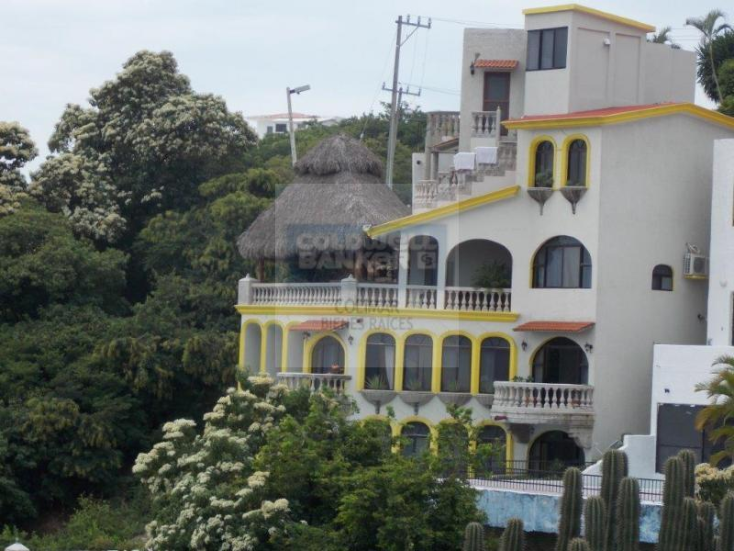 Foto de departamento en renta en  87, península de santiago, manzanillo, colima, 1653225 No. 01
