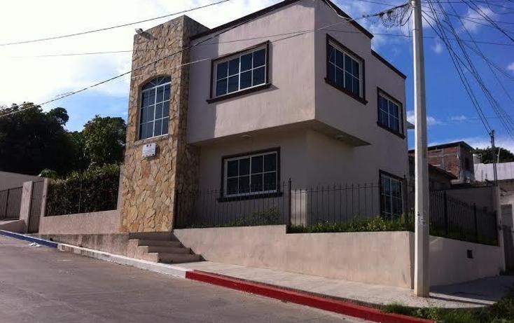 Foto de casa en venta en avenida el roble , ampliación pomarrosa, tuxtla gutiérrez, chiapas, 1171031 No. 01