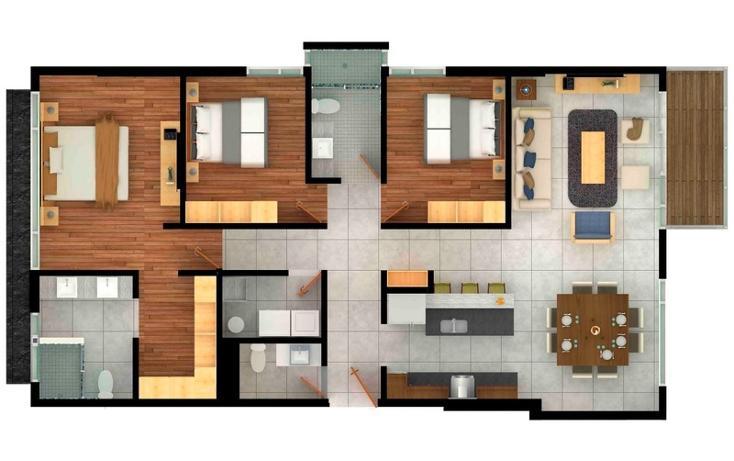 Foto de departamento en venta en avenida ensenada , madero (cacho), tijuana, baja california, 1484521 No. 16