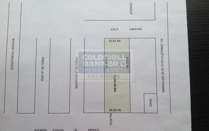 Foto de terreno habitacional en venta en avenida estado de méxico oriente 3032, lázaro cárdenas, metepec, méxico, 360457 No. 11