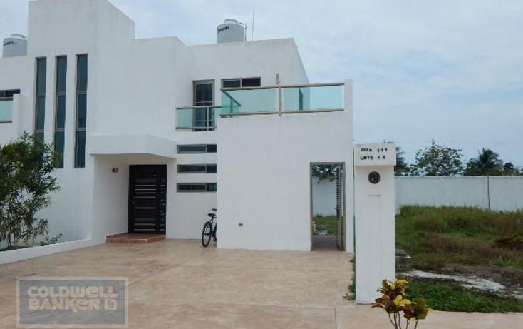 Foto de casa en venta en avenida felix gonzalez canto , juan bautista de la vega, cozumel, quintana roo, 1972742 No. 01
