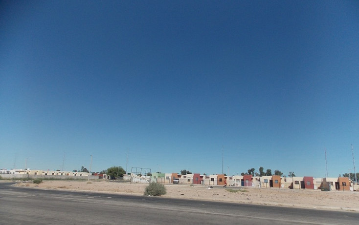 Foto de terreno comercial en venta en avenida fuentes del sol , casa digna, mexicali, baja california, 1468689 No. 06