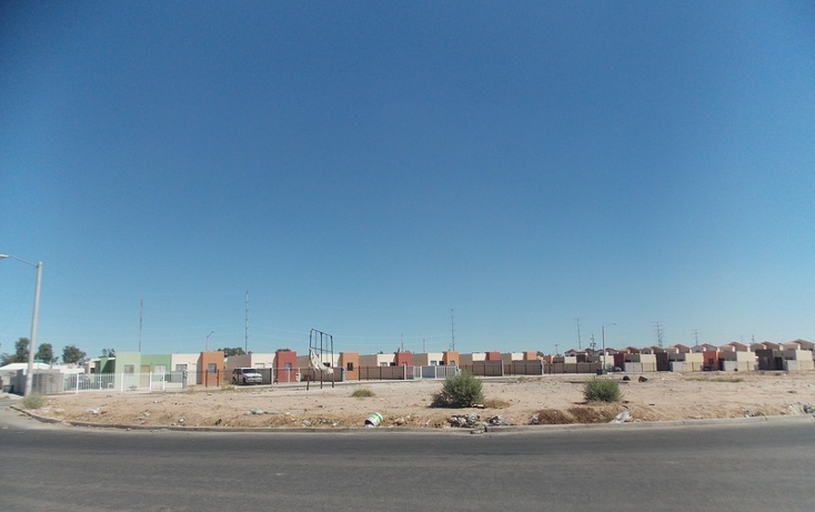 Foto de terreno comercial en venta en avenida fuentes del sol , casa digna, mexicali, baja california, 1468689 No. 07