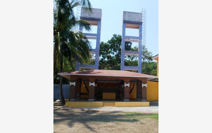 Foto de terreno habitacional en venta en avenida fuerza aerea 0, pie de la cuesta, acapulco de juárez, guerrero, 1673724 No. 01