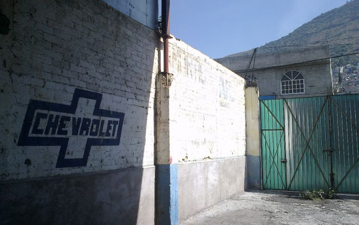 Foto de terreno habitacional en renta en avenida guadalupe victoria lote 12 manzana 10 zona 04, cuautepec de madero, gustavo a madero, df, 1718872 no 07