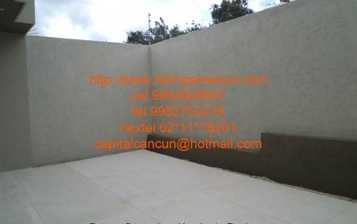Foto de casa en venta en avenida guayacan 1, álamos i, benito juárez, quintana roo, 378056 no 06