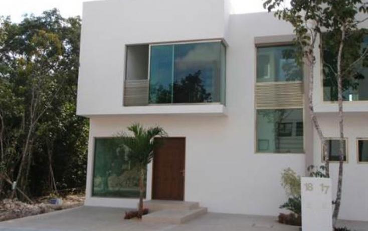 Foto de casa en venta en avenida guayacan 1, álamos i, benito juárez, quintana roo, 378076 no 02