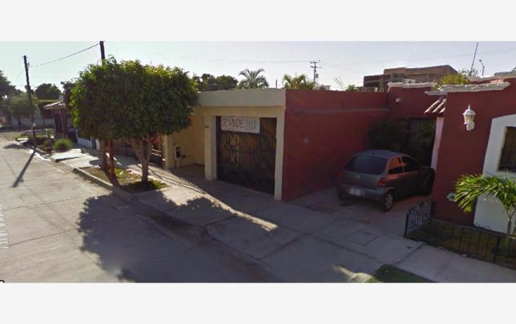 Foto de casa en venta en avenida guerrero 2551, santa fe, ahome, sinaloa, 858039 No. 01