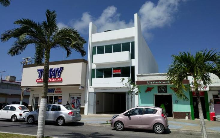 Foto de edificio en renta en avenida heroes , chetumal centro, othón p. blanco, quintana roo, 1763564 No. 01