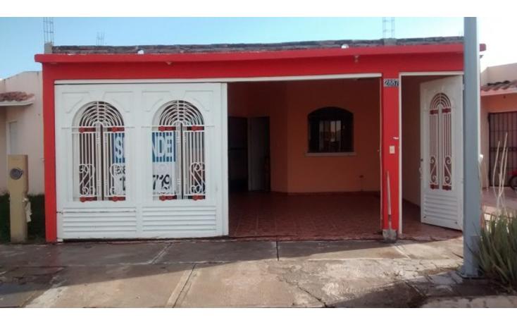 Foto de casa en venta en  , bosques del pedregal, ahome, sinaloa, 1716880 No. 01