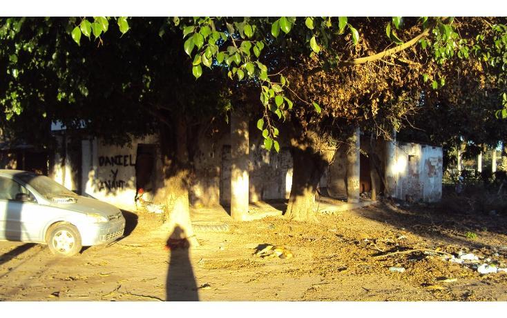 Foto de terreno habitacional en venta en avenida hidalgo, entre morelos y guerrero s/n , higueras de zaragoza centro, ahome, sinaloa, 1710134 No. 03