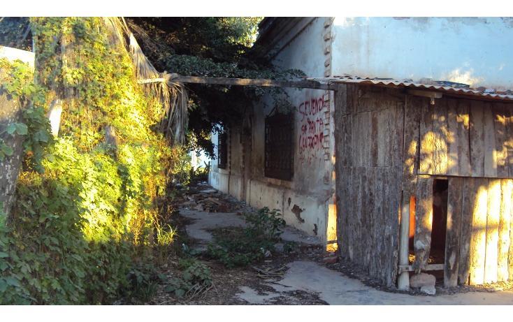 Foto de terreno habitacional en venta en avenida hidalgo, entre morelos y guerrero s/n , higueras de zaragoza centro, ahome, sinaloa, 1710134 No. 07