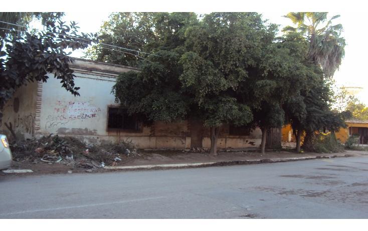 Foto de terreno habitacional en venta en avenida hidalgo, entre morelos y guerrero s/n , higueras de zaragoza centro, ahome, sinaloa, 1710134 No. 08