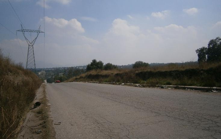 Foto de terreno habitacional en venta en  , san francisco tepojaco, cuautitlán izcalli, méxico, 1708036 No. 04