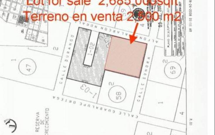 Foto de terreno comercial en venta en avenida huayacan 1, abc, benito juárez, quintana roo, 469752 no 06