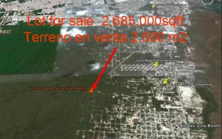 Foto de terreno comercial en venta en avenida huayacan 1, abc, benito juárez, quintana roo, 469752 no 07