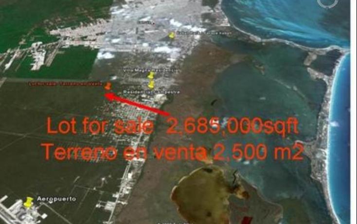 Foto de terreno comercial en venta en avenida huayacan 1, abc, benito juárez, quintana roo, 469752 no 08