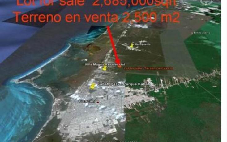 Foto de terreno comercial en venta en avenida huayacan 1, abc, benito juárez, quintana roo, 469752 no 09