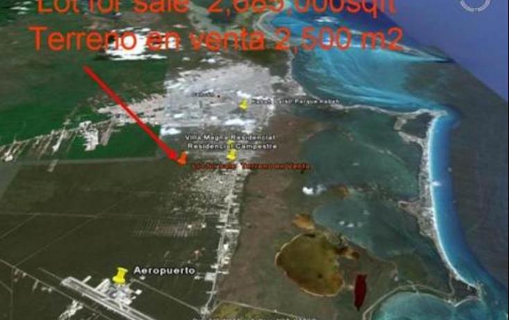 Foto de terreno comercial en venta en avenida huayacan 1, abc, benito juárez, quintana roo, 469752 no 10