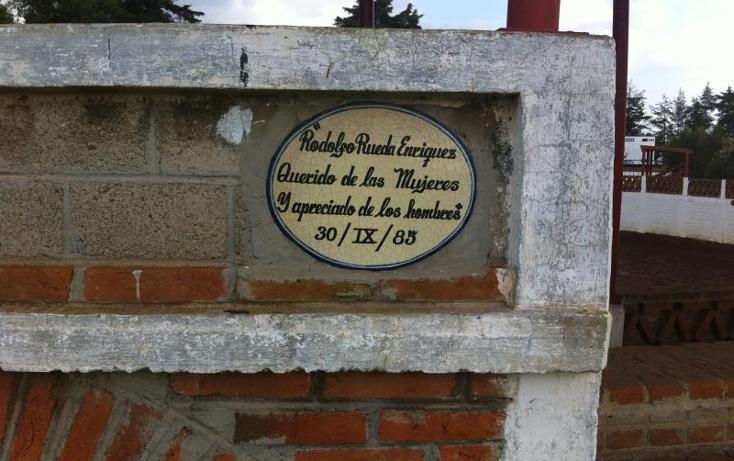 Foto de rancho en venta en avenida independencia , los domínguez, villa del carbón, méxico, 972383 No. 18
