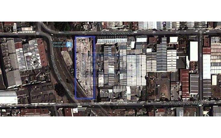 Foto de terreno habitacional en venta en  1304, independencia, toluca, méxico, 482051 No. 11