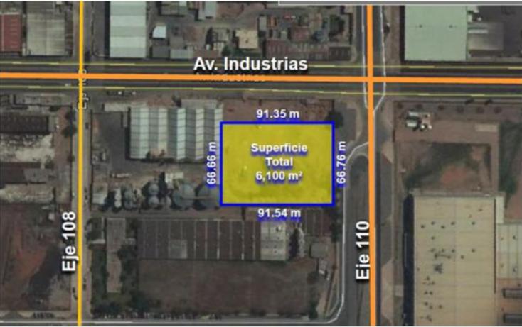 Foto de terreno habitacional en renta en avenida industrias, zona industrial, san luis potosí, san luis potosí, 1007325 no 01