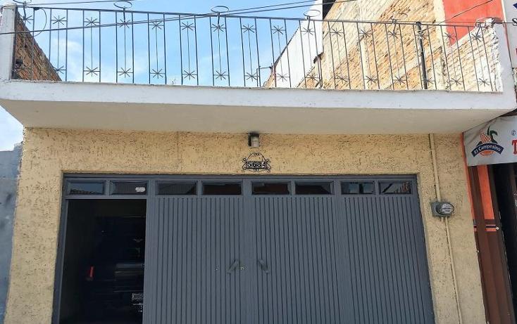 Foto de casa en venta en avenida juan de la barrera 5684, el vergel 1ra. sección, san pedro tlaquepaque, jalisco, 1901514 No. 01