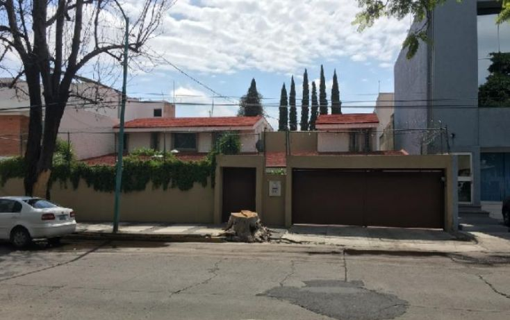 Foto de casa en renta en avenida juan palomar y arias 114, vallarta norte, guadalajara, jalisco, 1999166 no 01