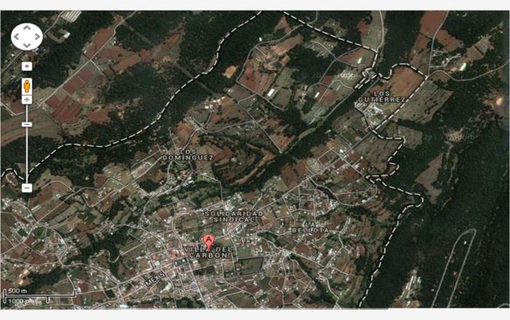 Foto de terreno habitacional en venta en avenida juarez ., villa del carbón, villa del carbón, méxico, 879225 No. 03