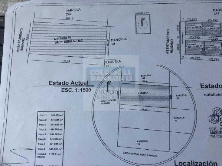 Foto de terreno habitacional en venta en  , paseos del pedregal, querétaro, querétaro, 1232025 No. 05