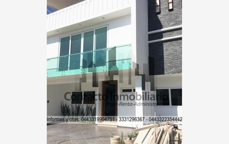 Foto de casa en venta en avenida la cima 2400, la cima, zapopan, jalisco, 4607067 No. 01