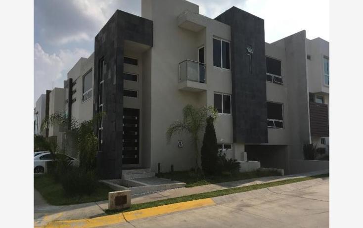 Foto de casa en venta en avenida la cima coto j 296, la cima, zapopan, jalisco, 4334594 No. 01