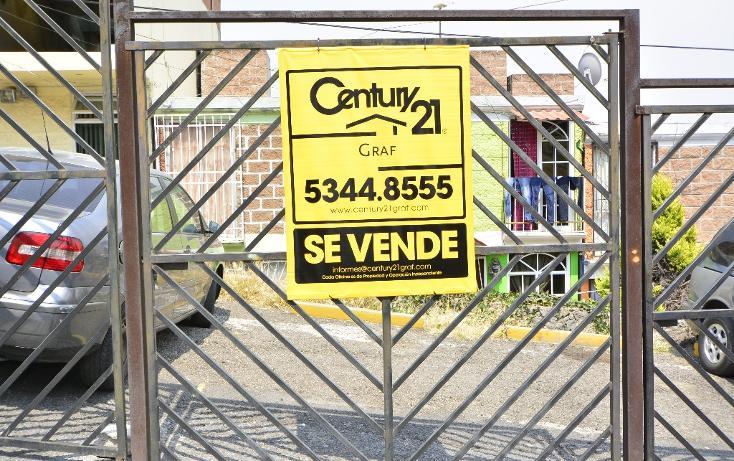 Foto de casa en venta en avenida la colmena, cond. vista verde 14 , arcoiris, nicolás romero, méxico, 1739380 No. 10