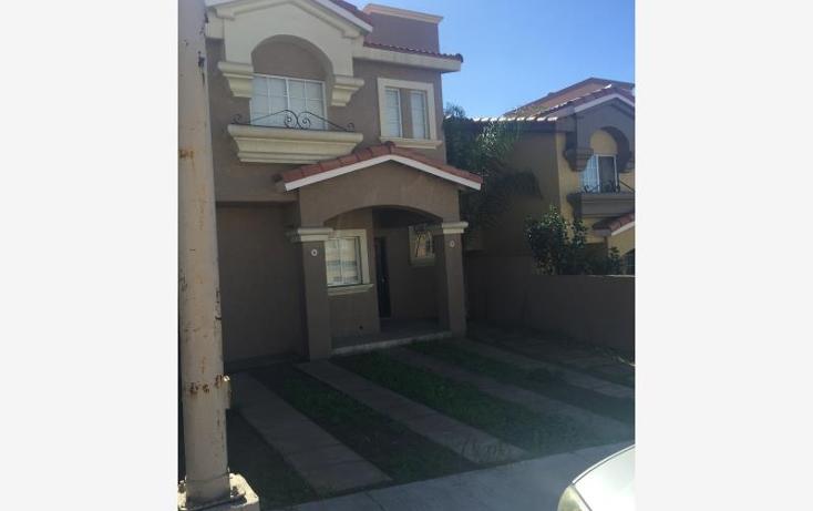 Foto de casa en renta en  32, la esperanza, tijuana, baja california, 2666973 No. 01
