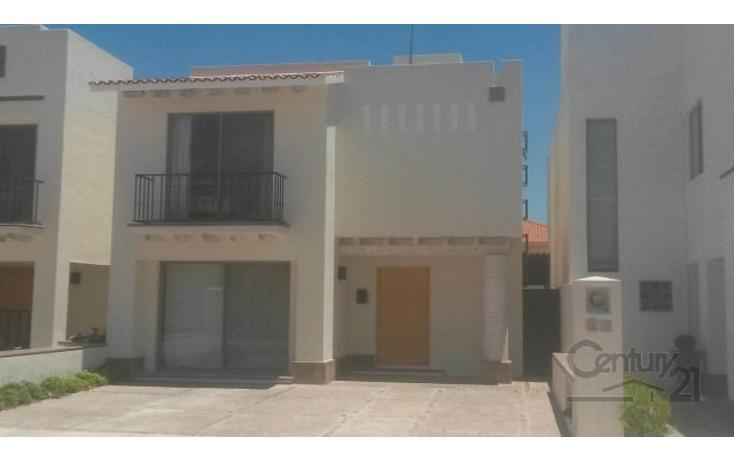 Foto de casa en venta en avenida la querencia 302 - 95 , la querencia, aguascalientes, aguascalientes, 1713606 No. 01