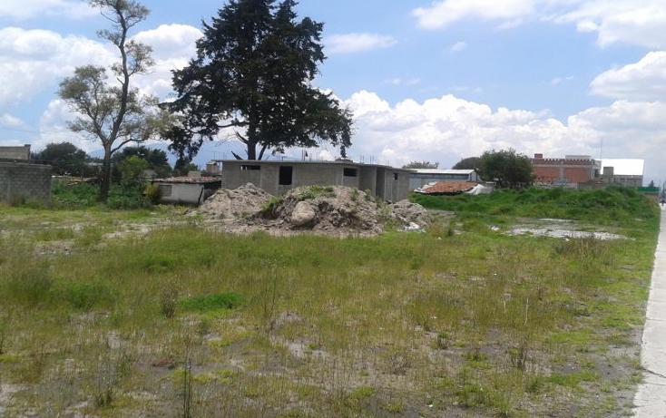 Foto de terreno habitacional en venta en  sin numero, san isidro, san mateo atenco, méxico, 1189297 No. 01