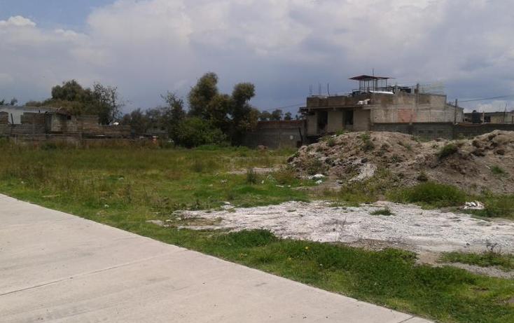 Foto de terreno habitacional en venta en  sin numero, san isidro, san mateo atenco, méxico, 1189297 No. 02