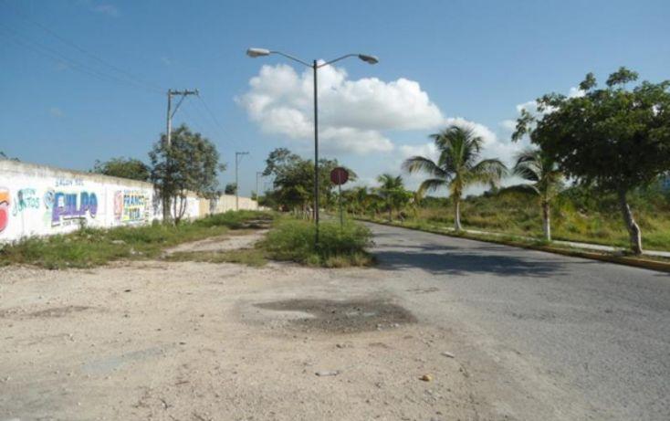 Foto de terreno comercial en venta en avenida lopez portillo, abc, benito juárez, quintana roo, 1702272 no 02