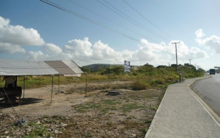 Foto de terreno comercial en venta en avenida lopez portillo, abc, benito juárez, quintana roo, 1702272 no 05