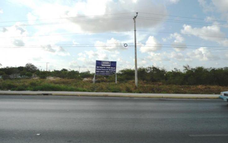 Foto de terreno comercial en venta en avenida lopez portillo, abc, benito juárez, quintana roo, 1702272 no 06