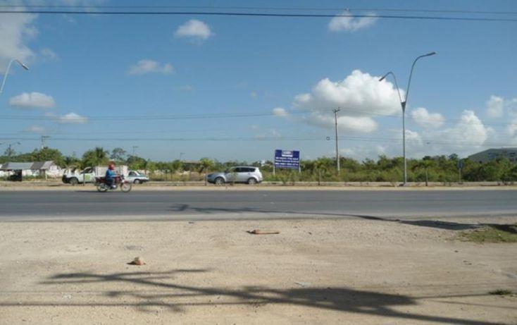 Foto de terreno comercial en venta en avenida lopez portillo, abc, benito juárez, quintana roo, 1702272 no 10