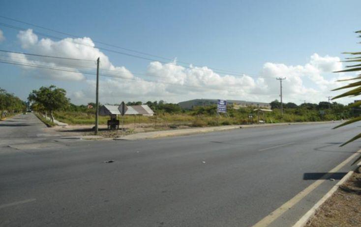 Foto de terreno comercial en venta en avenida lopez portillo, abc, benito juárez, quintana roo, 1702272 no 12