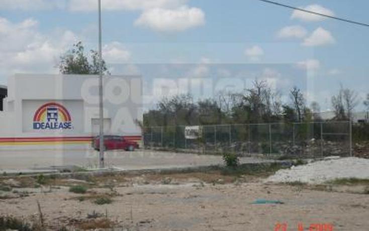 Foto de terreno habitacional en venta en avenida lopez portillo, smza 104, manzana 33, lte. 7-04 , cancún centro, benito juárez, quintana roo, 1753832 No. 01