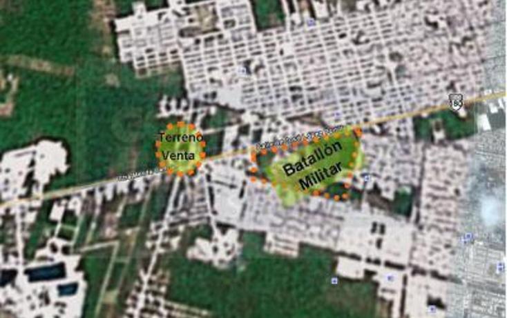 Foto de terreno habitacional en venta en avenida lopez portillo, smza 104, manzana 33, lte. 7-04 , cancún centro, benito juárez, quintana roo, 1753832 No. 07
