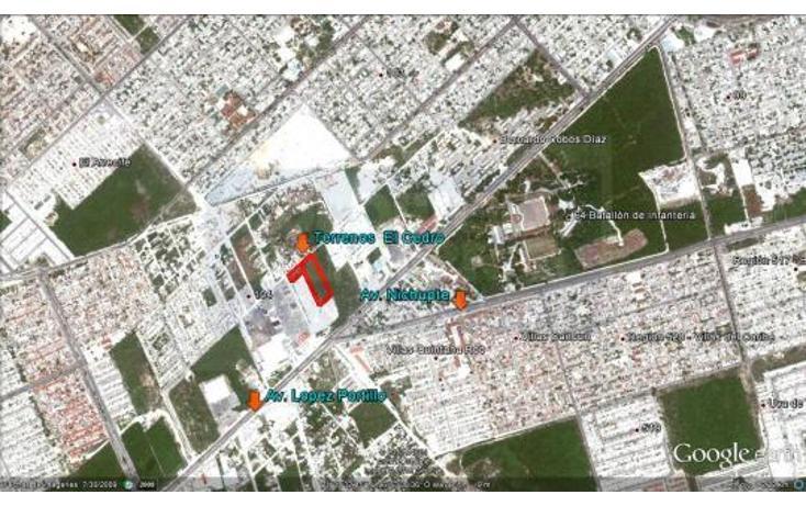 Foto de terreno habitacional en venta en avenida lopez portillo, smza 104, manzana 33, lte. 7-04 , cancún centro, benito juárez, quintana roo, 1753832 No. 09